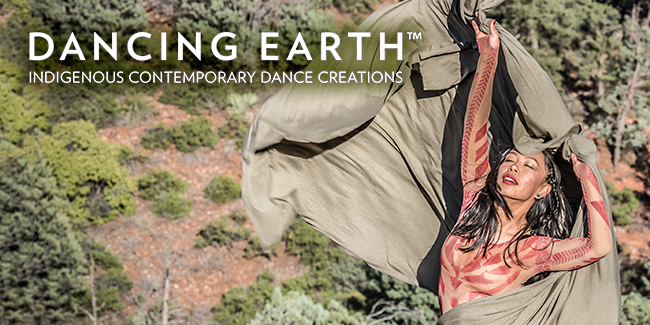 DANCING EARTH - Anne Pesata - photo © pauloT
